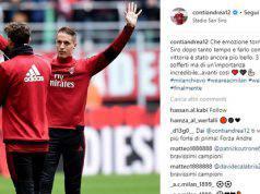 Andrea Conti Instagram