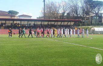 Primavera Milan-Parma