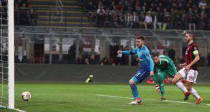 Aaron Ramsey Milan Arsenal