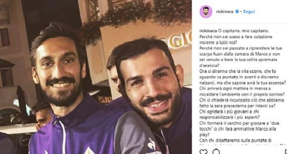 Morte dell'ex giocatore del Cagliari Davide Astori, aperta un'inchiesta