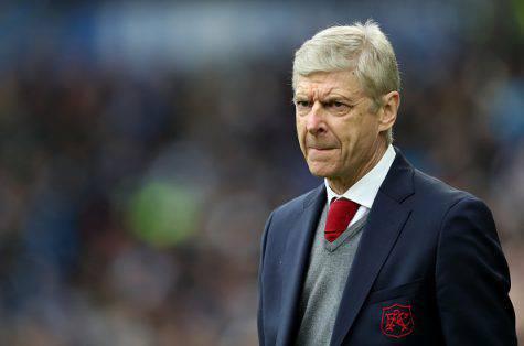 Arsène Wenger Arsenal