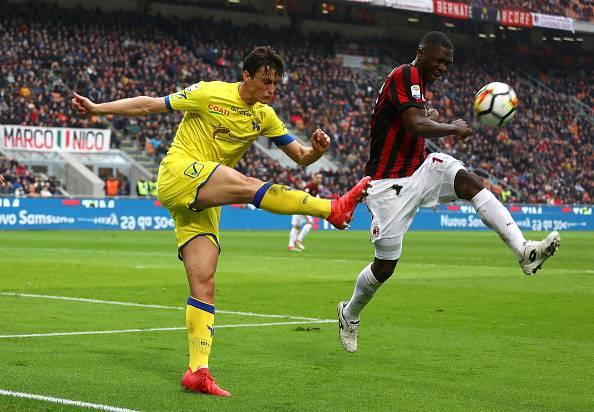 Milan-Chievo Verona
