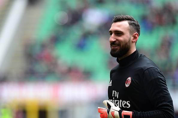 Donnarumma stabilità un nuovo record in Milan-Napoli