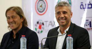 Hernan Crespo Michel Salgado