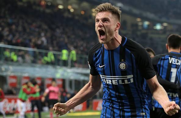 Milan-Inter, Crespo: