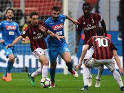 Bonaventura Albiol Milan Napoli