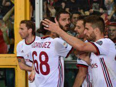 Esultanza Torino-Milan