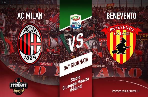 Milan Benevento