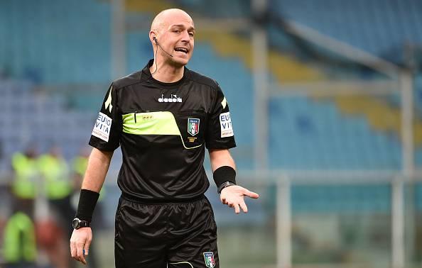 l'arbitro Pairetto