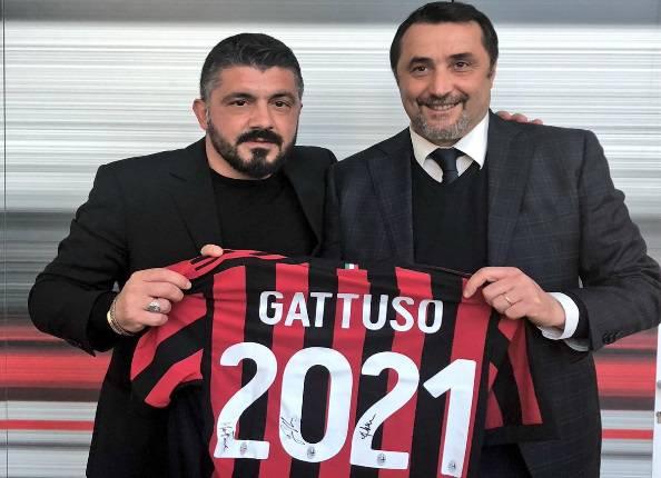 Gennaro Gattuso Massimiliano Mirabelli
