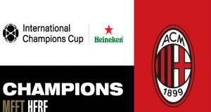 International Champions Cup 2018 Milan