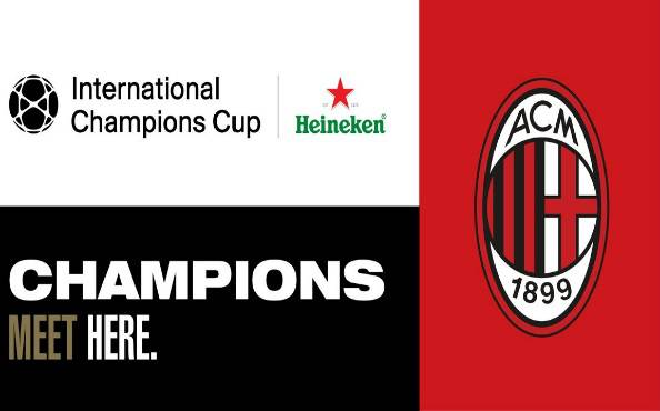 International Champions Cup 2018 Milan