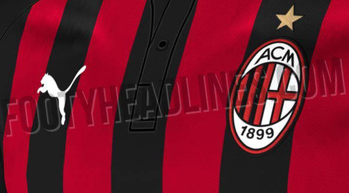 Milan, ecco la nuova maglia