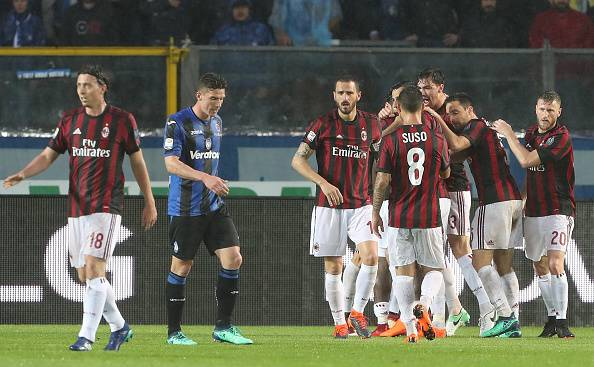 Atalanta Milan
