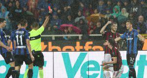 Arbitro Guida Riccardo Montolivo Atalanta Milan