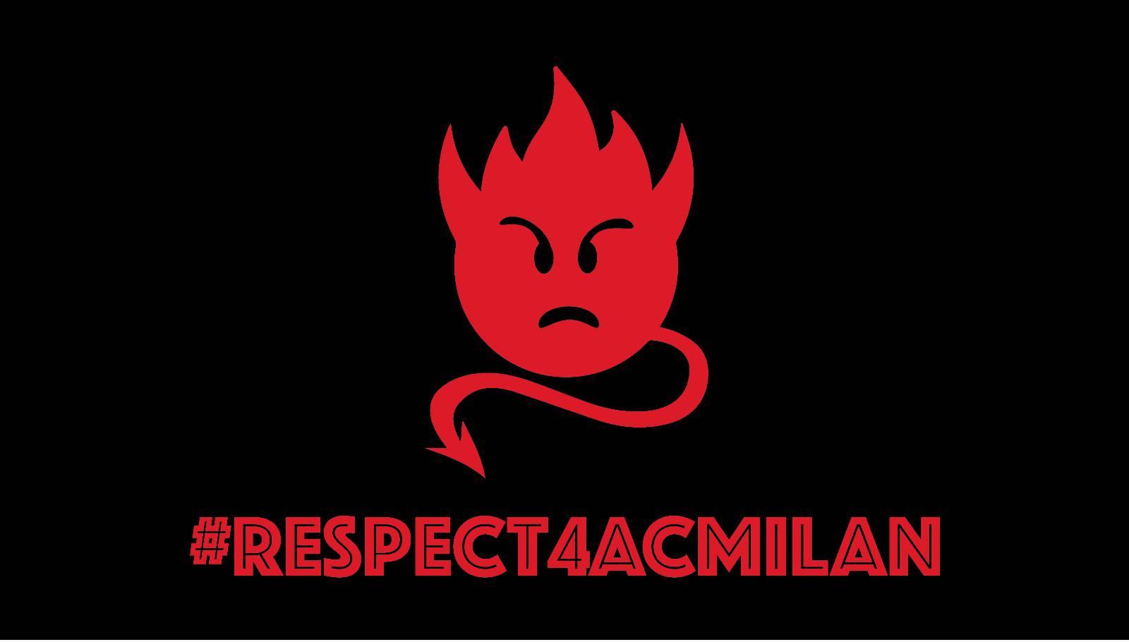 #RESPECT4ACMILAN