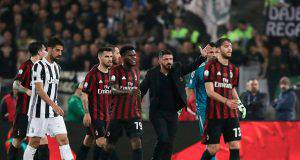 Juventus Milan Gennaro Gattuso