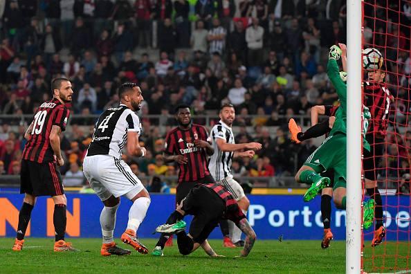 Nikola Kalinic Juventus Milan