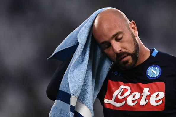 Terza Maglia AC Milan PEPE REINA