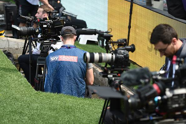 Cameraman Sky