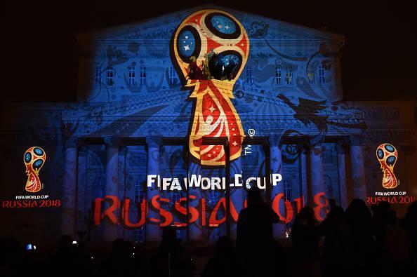 Logo Mondiale Russia 2018
