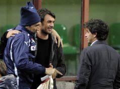 Gianluigi Buffon Paolo Maldini Demetrio Albertini