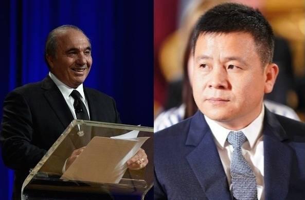 Rocco Commisso Yonghong Li