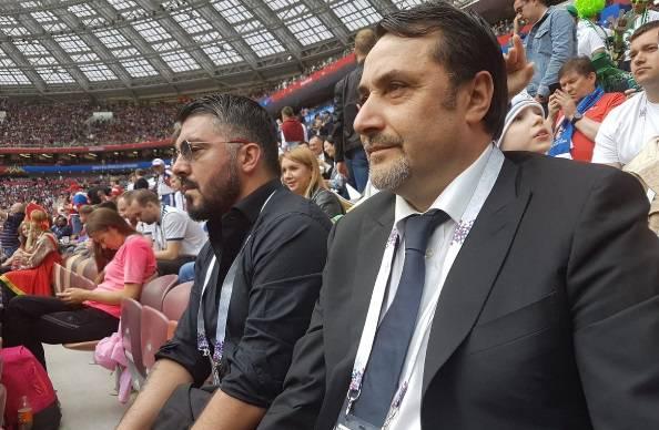 Massimiliano Mirabelli Gennaro Gattuso