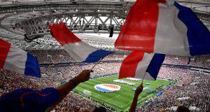 Bandiere Francia Mondiale 2018