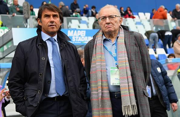 Giovanni Carnevali e Giorgio Squinzi