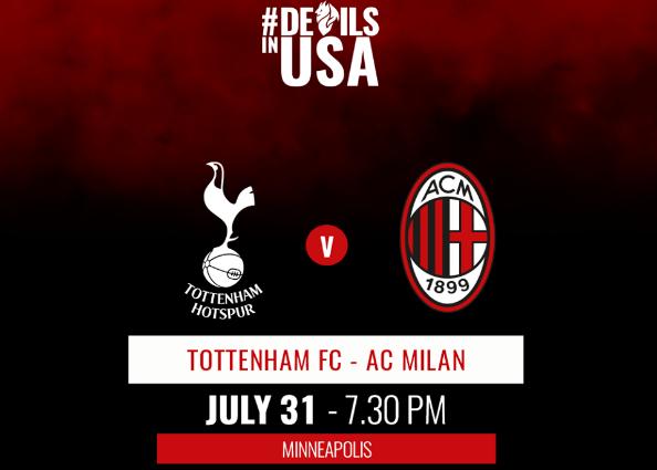 Tottenham Milan