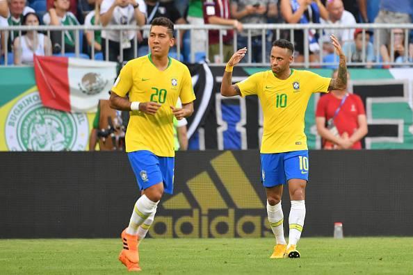 Roberto Firmino Neymar
