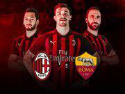 AC Milan Roma