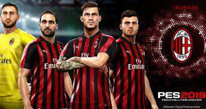 AC Milan Konami