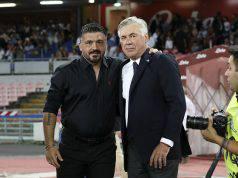 Carlo Ancelotti Gennaro Gattuso