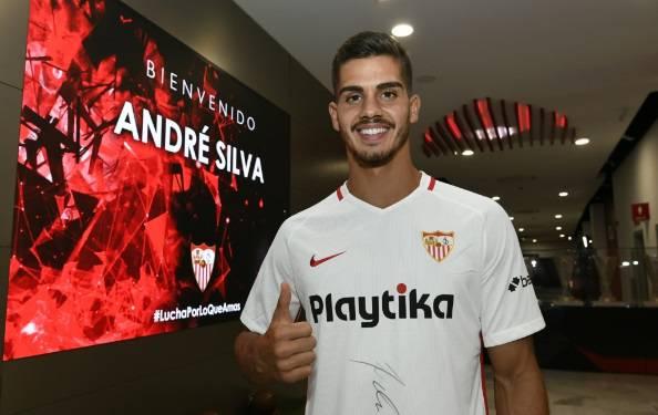 Terza Maglia Sevilla FC André Silva
