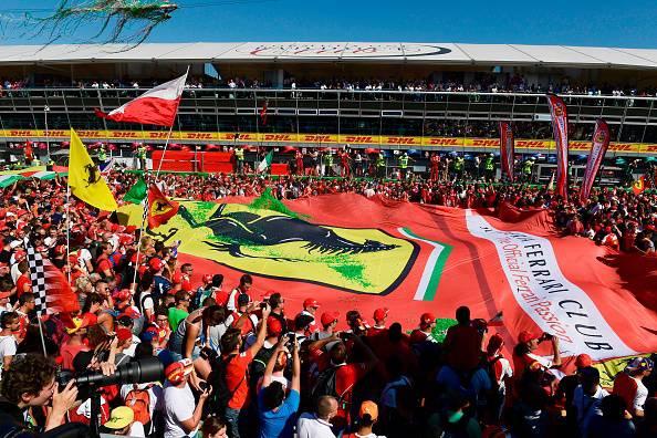 F1 Monza