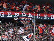Curva tifosi Genoa