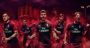 AC Milan terza maglia Puma