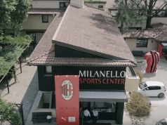 Milanello centro sportivo Milan