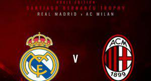 Real Madrid Milan