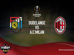 Dudelange-Milan