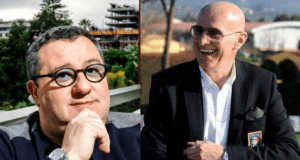 Mino Raiola Arrigo Sacchi