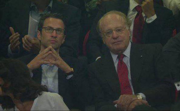 Gordon Singer e Paolo Scaroni