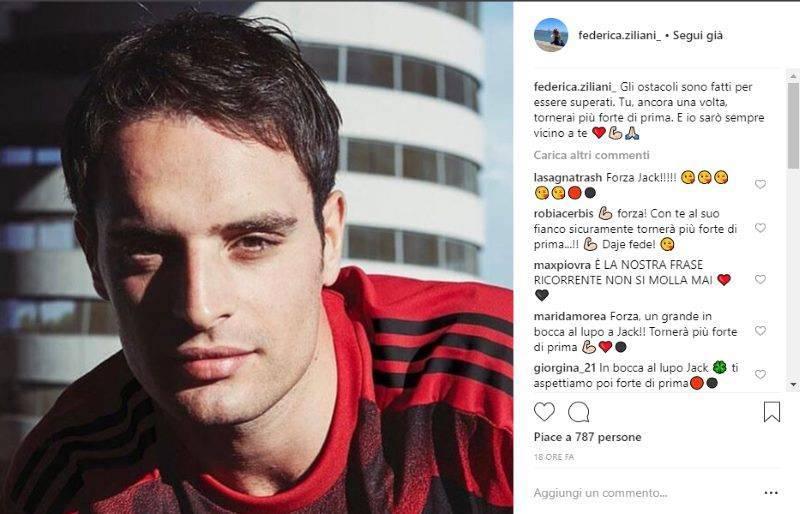 Federica Ziliani Instagram
