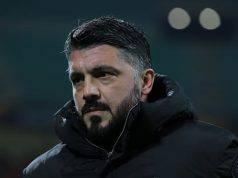 Gennaro Gattuso Milan Dudelange
