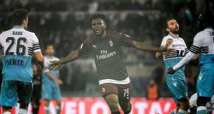 Franck Kessié Lazio-Milan