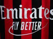 ac milan fly emirates sfondo