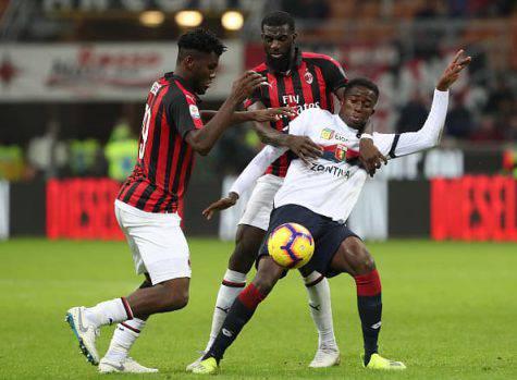 Milan, Prandelli vuole Montolivo: può rientrare nell'affare Kouame