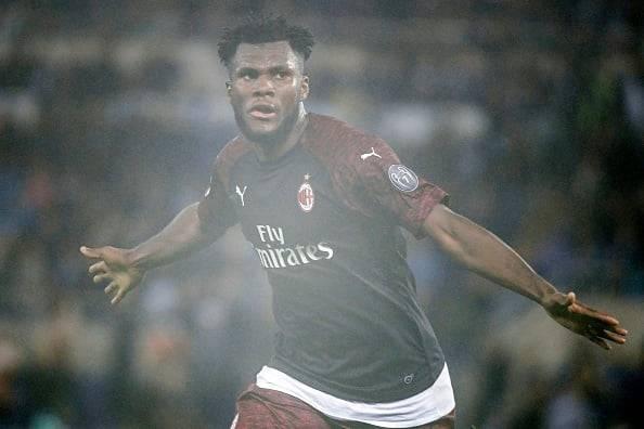 Franck Kessié Lazio Milan